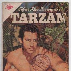 Tebeos: TARZAN # 99 NOVARO 1960 GORDON SCOTT EN TAPA LA HERMANDAD DE LA LANZA MUY BUEN ESTADO. Lote 87472880