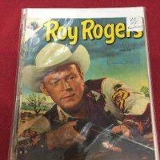 Tebeos: ROY ROGERS NUMERO 12 NORMAL ESTADO REF.11. Lote 87477196