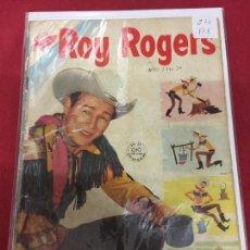Tebeos: ROY ROGERS NUMERO 24 NORMAL ESTADO REF.11. Lote 87477248