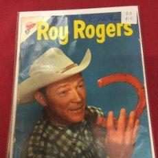 Tebeos: ROY ROGERS NUMERO 33 NORMAL ESTADO REF.11. Lote 87477280