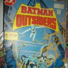 Tebeos: BATMAN Y LOS OUTSAIDERS- N.3 1990 ARGENTINA EDIT PERFIL TYPO NOVARO/DC. Lote 87541432