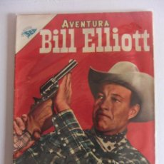 Tebeos: AVENTURA Nº 30 BILL ELLIOTT SEA DESPUES NOVARO. Lote 88135768