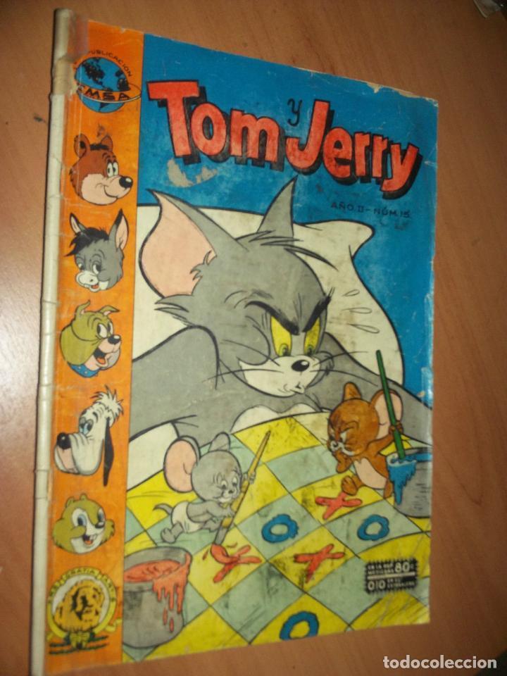 TOM Y JERRY NUM.115 1952 EDIT. E.M.S.A. NOVARO OFFER (Tebeos y Comics - Novaro - Tom y Jerry)