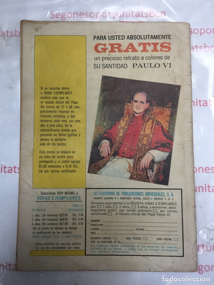 Tebeos: Vidas ilustres PLINIO EL VIEJO de novaro 1964 - Foto 2 - 88270312