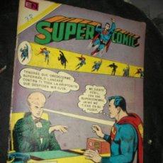 Tebeos: SUPERCOMIC N.38 SUPERMAN -EL SUPERCEREBRO DE OLSEN- NOVARO. Lote 88371076