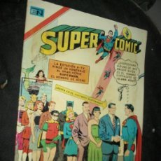 Tebeos: SUPERCOMIC N.42 SUPERMAN - LA SUPERFAMILIA- NOVARO. Lote 88371116