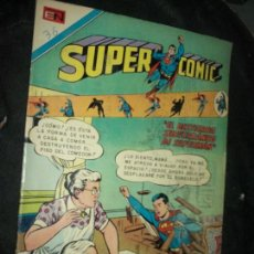 Tebeos: SUPERCOMIC N.35 SUPERMAN - EL DESTIERRO DE SUPERMAN- NOVARO. Lote 88371196