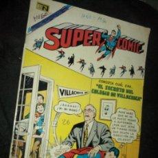 Tebeos: SUPERCOMIC N.26 SUPERMAN - EL SECRETO DEL COLEGIO- NOVARO. Lote 88371628