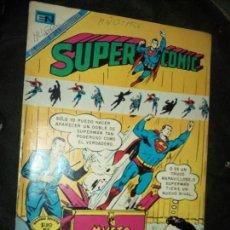 Tebeos: SUPERCOMIC N.28 SUPERMAN - MYSTO EL MAGO- NOVARO. Lote 88371904