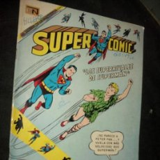 Tebeos: SUPERCOMIC N.24 SUPERMAN - LOS SUPERRIVALES- NOVARO. Lote 88371948