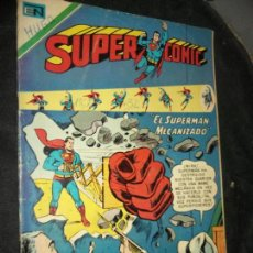 Tebeos: SUPERCOMIC N.32 SUPERMAN - SUPERMAN MECANIZADO- NOVARO. Lote 88372108