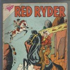 Tebeos: RED RYDER 57, 1959, NOVARO PROCEDENTE DE ENCUADERNACIÓN. Lote 105560659
