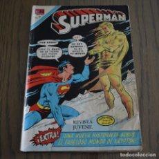 Tebeos: SUPERMAN, Nº 887. NOVARO 1972. LITERACOMIC.. Lote 88749116