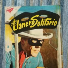 Tebeos: EL LLANERO SOLITARIO N° 61 (NOVARO 1958). Lote 88901652