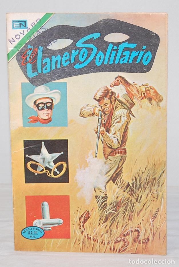 EL LLANERO SOLITARIO.NOVARO (Tebeos y Comics - Novaro - El Llanero Solitario)