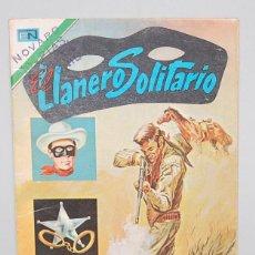 Tebeos: EL LLANERO SOLITARIO.NOVARO. Lote 88937032