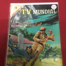 Tebeos: TV MUNDIAL EXTRAORDINARIO LA ULTIMA OPORTUNIDAD BUEN ESTADO C6. Lote 89235384