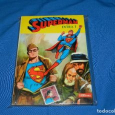 Tebeos: (M1) SUPERMAN EXTRA 1 , EDT NOVARO, TAPA DURA, BUEN ESTADO. Lote 89387028