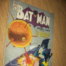 Tebeos: BATMAN .N.64 EDITROR MUCHNIK ARGENTINA COLOR -EL SATELITE DE GOTAM- TYP. NOVARO. Lote 89458816
