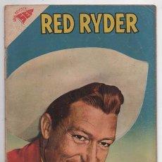 Tebeos: RED RYDER # 37 NOVARO 1957 FRED HARMAN LA DUQUESA CASTORCITO MUY BUEN ESTADO. Lote 89466256