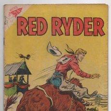 Tebeos: RED RYDER # 41 NOVARO 1958 POR FRED HARMAN CASTORCITO TILA & LA DUQUESA BUEN ESTADO 32 PAG. Lote 89466464
