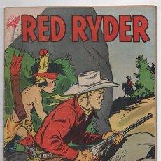 Tebeos: RED RYDER # 42 NOVARO 1958 POR FRED HARMAN CASTORCITO TILA & LA DUQUESA EXCELENTE 32 PAG. Lote 89466536