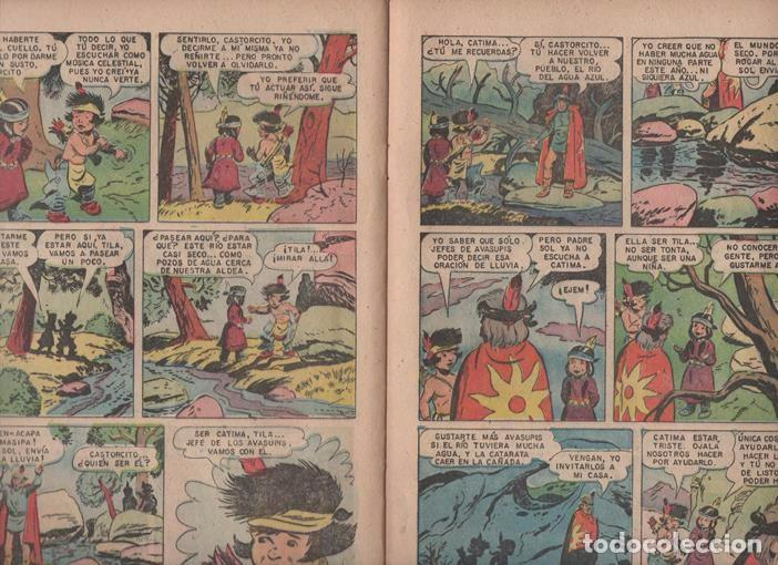 Tebeos: RED RYDER # 42 NOVARO 1958 POR FRED HARMAN CASTORCITO TILA & LA DUQUESA EXCELENTE 32 PAG - Foto 5 - 89466536