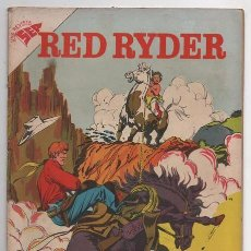 Tebeos: RED RYDER # 43 NOVARO 1958 POR FRED HARMAN CASTORCITO & TILA LA DUQUESA EXCELENTE 32 PAG. Lote 89466624