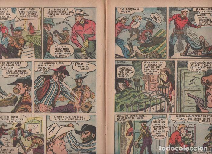 Tebeos: RED RYDER # 43 NOVARO 1958 POR FRED HARMAN CASTORCITO & TILA LA DUQUESA EXCELENTE 32 PAG - Foto 3 - 89466624