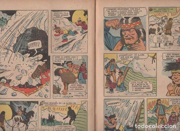 Tebeos: RED RYDER # 43 NOVARO 1958 POR FRED HARMAN CASTORCITO & TILA LA DUQUESA EXCELENTE 32 PAG - Foto 6 - 89466624