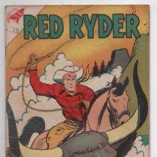 Tebeos: RED RYDER # 46 NOVARO 1958 POR FRED HARMAN CASTORCITO TILA & LA DUQUESA MUY BUEN ESTADO 32 PAG. Lote 89466736
