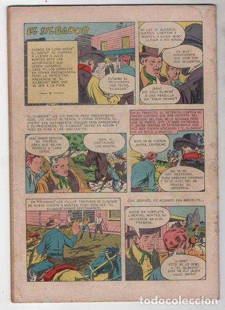 Tebeos: RED RYDER # 46 NOVARO 1958 POR FRED HARMAN CASTORCITO TILA & LA DUQUESA MUY BUEN ESTADO 32 PAG - Foto 2 - 89466736