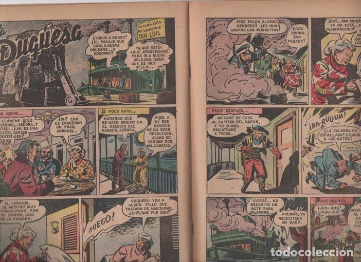 Tebeos: RED RYDER # 46 NOVARO 1958 POR FRED HARMAN CASTORCITO TILA & LA DUQUESA MUY BUEN ESTADO 32 PAG - Foto 5 - 89466736