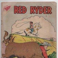 Tebeos: RED RYDER # 48 NOVARO 1958 POR FRED HARMAN CASTORCITO TILA & LA DUQUESA BUEN ESTADO . Lote 89466804