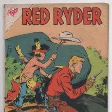 Tebeos: RED RYDER # 66 NOVARO 1960 POR FRED HARMAN CASTORCITO TILA & LA DUQUESA MUY BUEN ESTADO 32 PAG. Lote 89466888