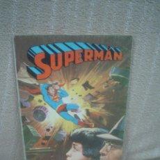 Tebeos: SUPERMÁN - LIBRO CÓMIC TOMO XXXVII. Lote 89717264