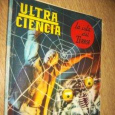 Tebeos: ULTRA-CIENCIA N.6 -LA ISLA DEL TERROR- FILM CC.FF. B MEXICO 1964 FILM CC.FF. CINR. Lote 89857336