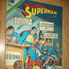 Tebeos: SUPERMAN N.1172 --1975-- NOVARO/DC. Lote 90059296