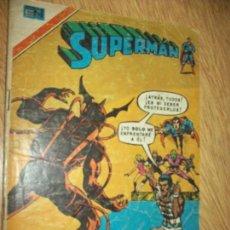 Tebeos: SUPERMAN N.1111 --1975--LEGION DE SUPERHEROES-- NOVARO/DC. Lote 90062552