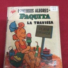 Tebeos: DOMINGOS ALEGRES NUMERO 196 BUEN ESTADO REF.5. Lote 90249524