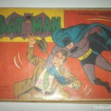 Tebeos: BATMAN MUCHNIK N. 30 APAISADA 1957 HISTORIAS COMPLETAS ADEMAS FLECHA VERDE Y OTROS HEROES. Lote 90388264