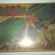 Tebeos: BATMAN N.36 1957 EDIT. MUCHNIK ARGENTINA HISTOR. COMPLET. JOHN JONES OTROS. Lote 90640195