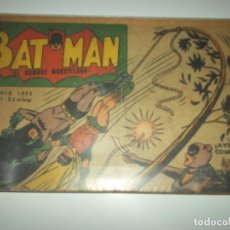 Tebeos: BATMAN N.11 1955 EDIT. MUCHNIK ARGENTINA HISTOR. COMPLET. JOHN JONES OTROS. Lote 90640715