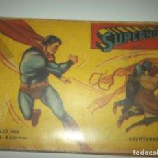 Tebeos: SUPERHOMBRE N.268 SUPERMAN, FLECHA VERDE,,JUAN RAYO EDIT. MUCHNIK ARGENT. LOTE. Lote 90641185