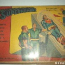 Tebeos: SUPERHOMBRE N.275 SUPERMAN, FLECHA VERDE,JUAN RAYO EDIT. MUCHNIK ARGENT. LOTE. Lote 90641410