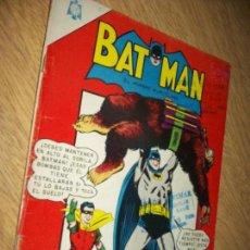 Tebeos: BATMAN N.209 1965 LA BESTIA BOMBA GROOD EL GORILA/NOVARO /DC. Lote 91013610