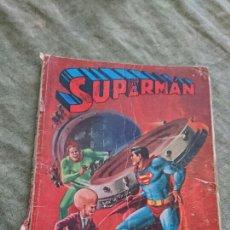 Tebeos: TEBEO CÓMIC SUPERMAN. Lote 91339004