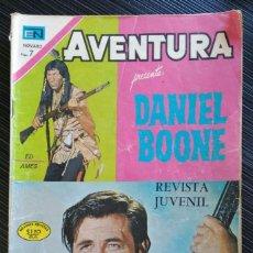 Tebeos: AVENTURA. DANIEL BOONE. NUMERO 637. EDITORIAL NOVARO.. Lote 91465040