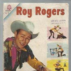 Tebeos: ROY ROGERS 158, 1965, NOVARO, BUEN ESTADO. Lote 91571500