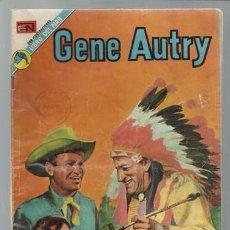 Tebeos: GENE AUTRY 282, 1973, NOVARO, BUEN ESTADO. Lote 91572110